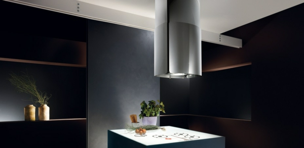 une hotte pour cuisine beaucoup des id es. Black Bedroom Furniture Sets. Home Design Ideas