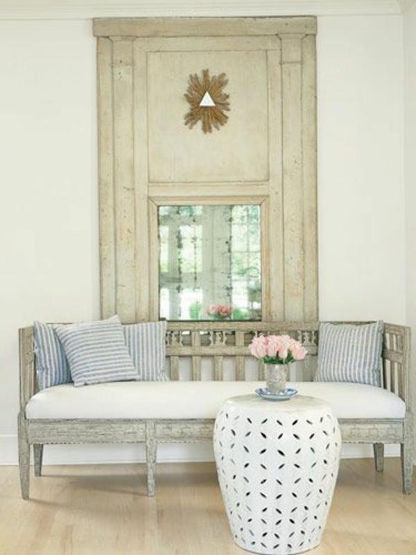 les fleurs comme un objet deco vintage style. Black Bedroom Furniture Sets. Home Design Ideas