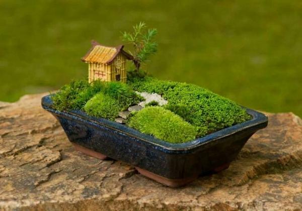 Choisir une jardin zen miniature pour relaxer - Decoration jardin japonais miniature ...