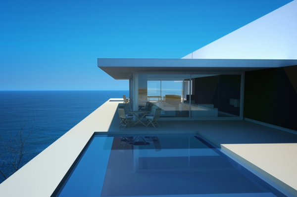 Modern Luxury Loft / Apartment with Infinity Pool