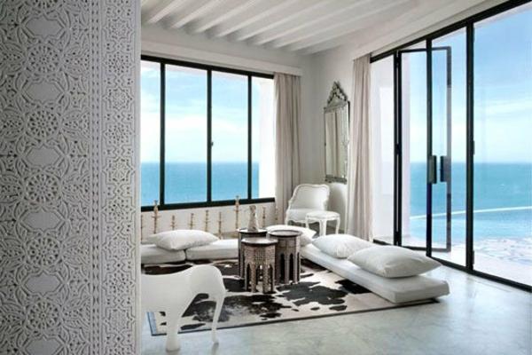 Design d 39 ext rieur pour la maison de la mer - Deco maison bord de mer ...