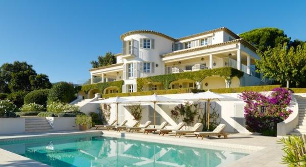 Design d 39 ext rieur pour la maison de la mer - Maison au bord de la mer ...