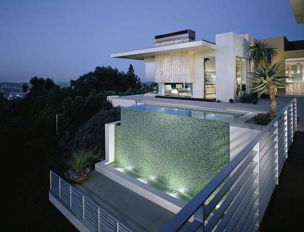 Design d'extérieur pour la maison de la mer - Archzine.fr
