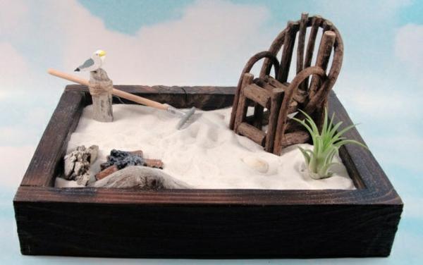 Diy mon jardin miniature de cactus et succulentes les of for Creer mini jardin zen