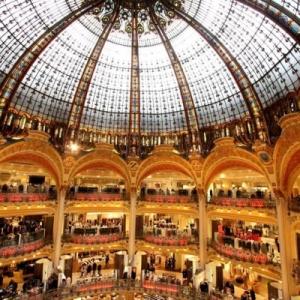 L' architecture haussmmannienne à Paris