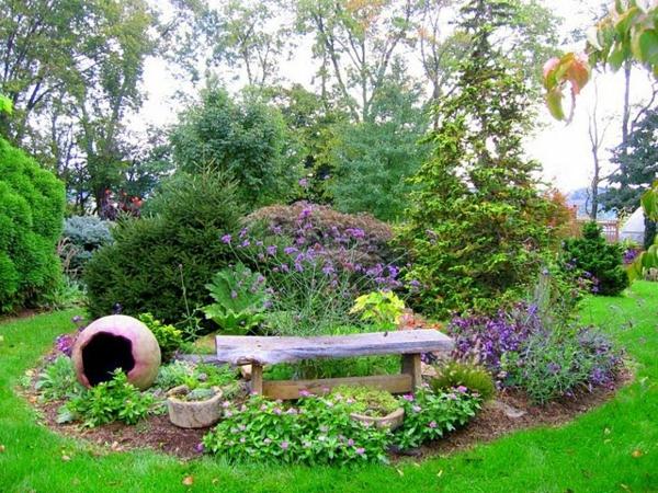 Id es de d coration de jardin pas cher for Statue jardin pas cher