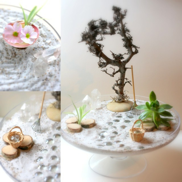 Jardin zen miniature for Achat jardin japonais