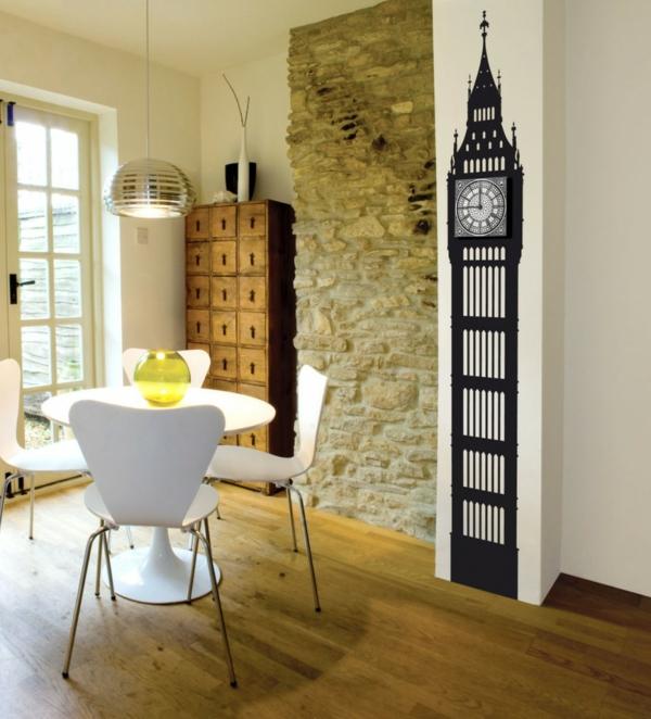 sallsticker-mural-nez-york-chaises-blanc-table
