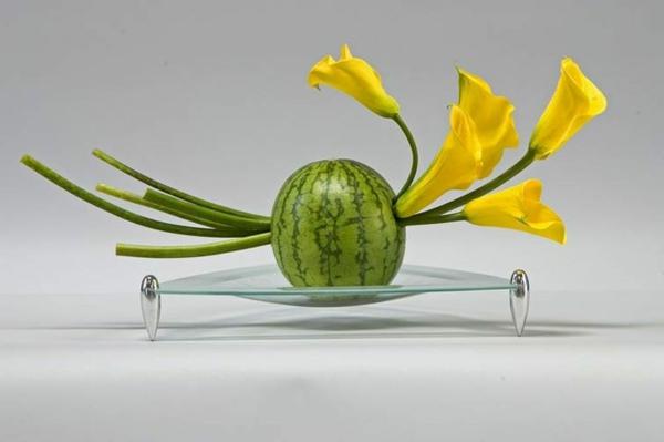 sclupture-pasteque-deco-fruit