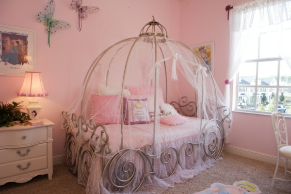 D Coration D 39 Une Chambre De Petite Princesse