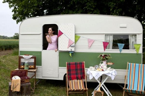 Caravane ou camping car - Deco caravane interieur ...