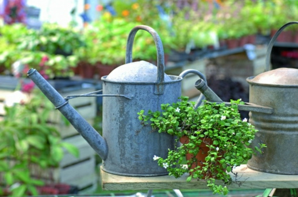 Id es de d coration de jardin pas cher for Idee de decoration de jardin