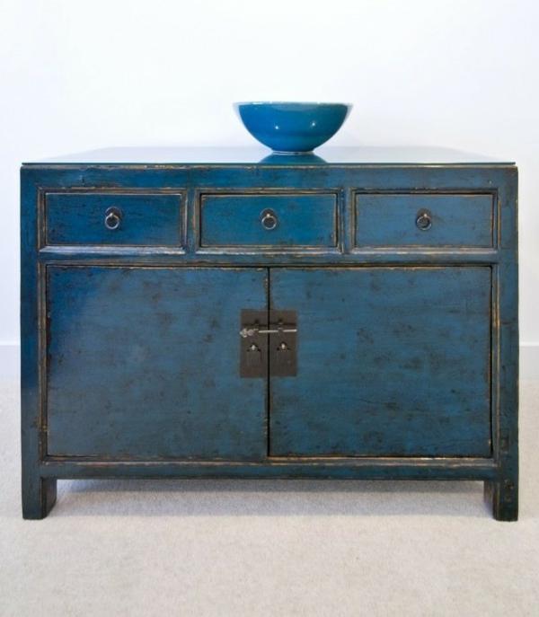 meuble-vintage-commode-bleu