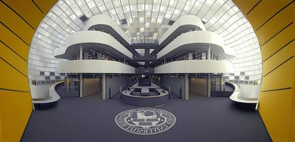 Berlin Allemagne bibliothèque