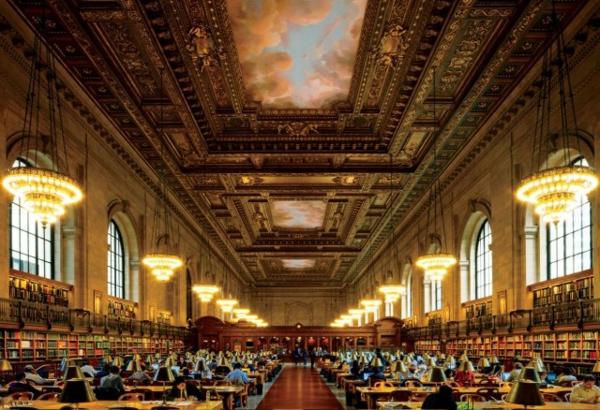Bibliothèque-du-New-York-slle-de-lire-design