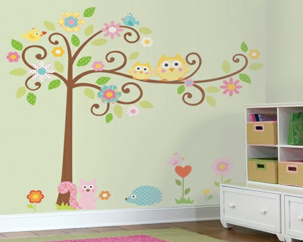 DГ©coration-murale-chambre-bГ©bГ©-53-resized