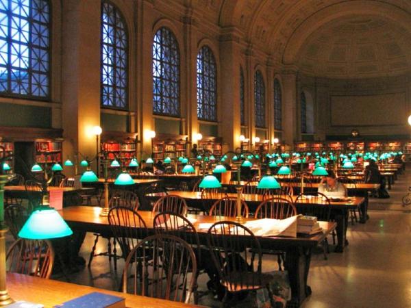 Harvard-université-salle-de-lire-intérieur-design