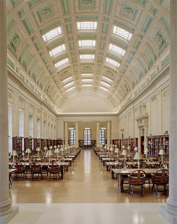Harvard-universitée-architecture-contemporain-et-classique