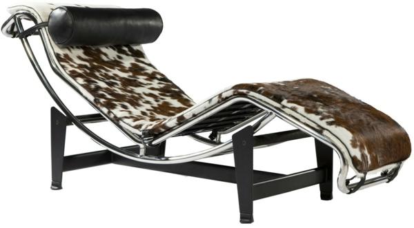 Le corbusier chaise longue pour votre confort for Chaise du corbusier
