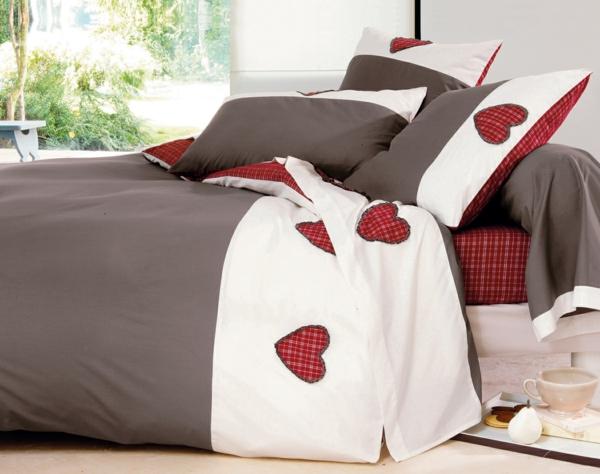 Le linge de lit design la subtile impression de luxe for La ligne verte linge de maison