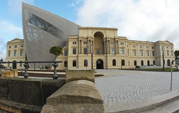 MilitŠrhistorischen Museums in Dresdender Bundeswehr in Dresden