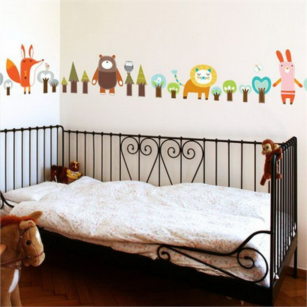 Nursery-Room-Decor-with-Animals-Friends-Wall-Stickers-resized