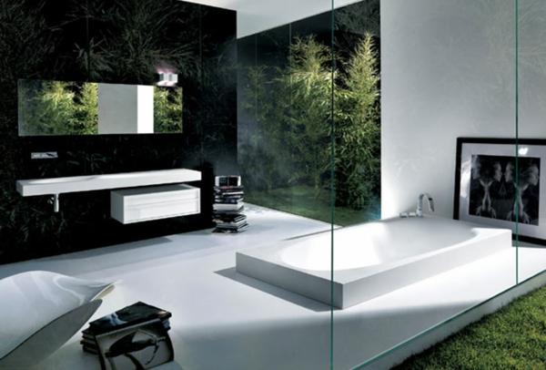 Exemple Salle De Bain Moderne : ... salle de bain moderne et vous avez ...