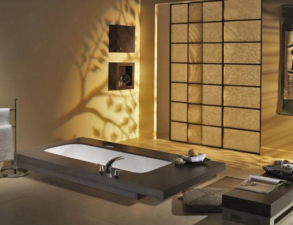mod le salle de bain moderne quelques id es fascinantes. Black Bedroom Furniture Sets. Home Design Ideas