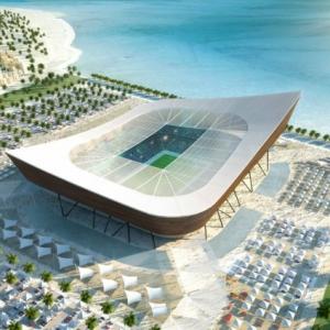 Quel design et architecture pour fifa 2022!