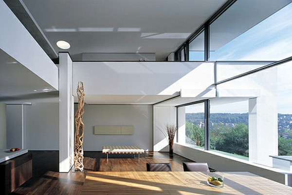 L 39 architecture bauhaus une source d 39 inspiration pour le for Architecture moderne interieur
