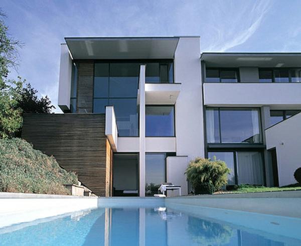 architecture moderne bauhaus