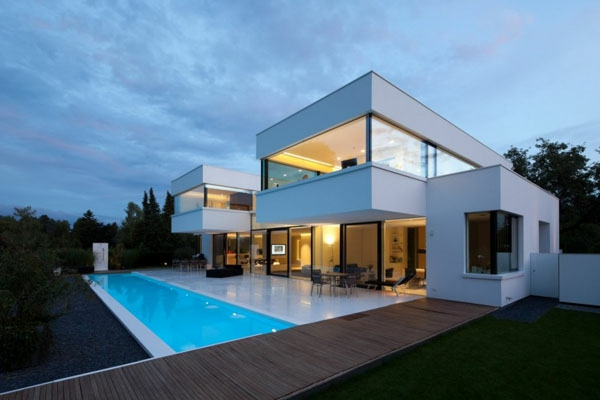 L 39 architecture bauhaus une source d 39 inspiration pour le for Style de maison contemporaine