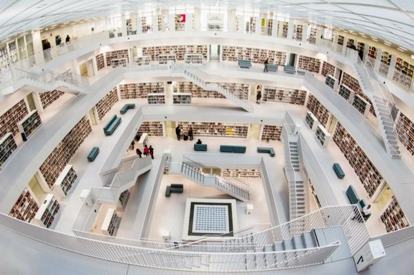 L\' architecture contemporaine et les bibliothèques du monde ...