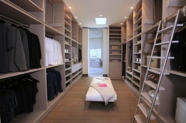 Faire une armoire dressing pour le design de votre maison - Faire une armoire murale ...