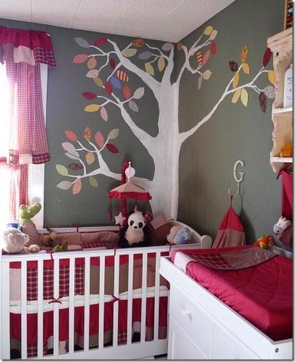 Inspiring Baby's Room Design Ideas