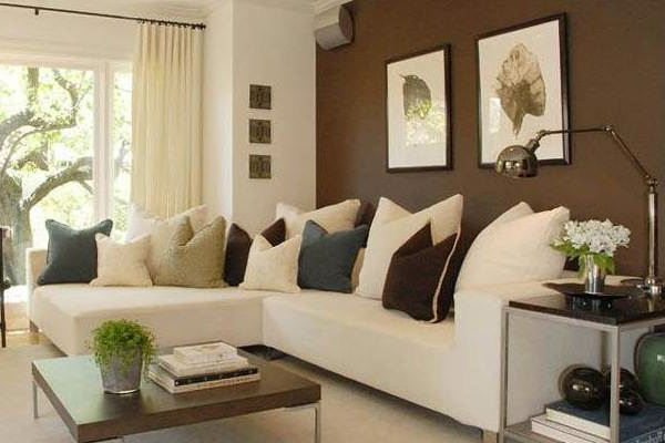 Comment decorer un salon beige for Decorer un salon