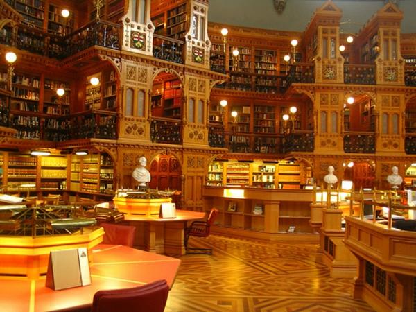 bibliothèque-canada-intérieur
