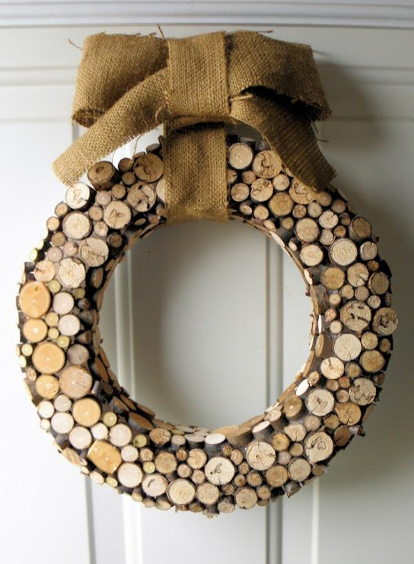 La déco de la maison - objets en bois - Archzine.fr