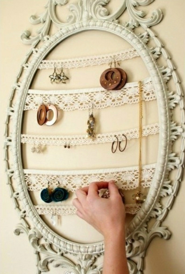 comment ranger ses bijoux. Black Bedroom Furniture Sets. Home Design Ideas