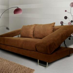 Le design du canapé convertible - pratique et confortable