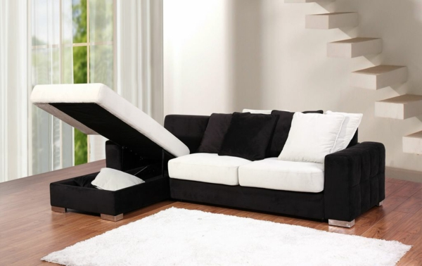 Le design du canap convertible pratique et confortable - Canape d angles convertible pas cher ...