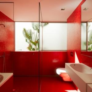 Le carrelage mural pour la salle de bain - le style et la beauté
