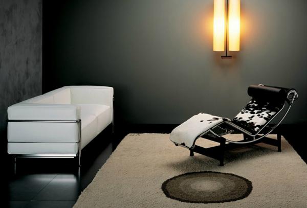 chaise-lounge-le-corbusier-design-dans-la-chabmre