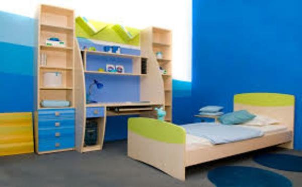 chambre-d'ado-bleu-vert-