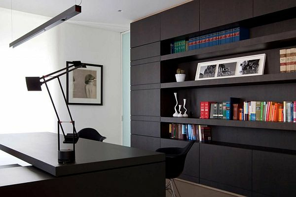 D couvrez le rangement pour le bureau la maison for Petit bureau contemporain
