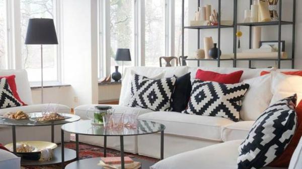 coussins pas cher. Black Bedroom Furniture Sets. Home Design Ideas