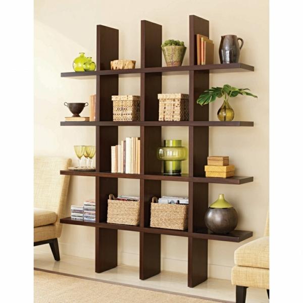 deco-chambre-bois--étagère