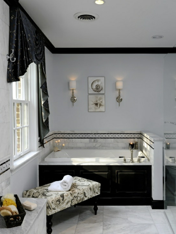 decoration salle de bain pas cher maison design. Black Bedroom Furniture Sets. Home Design Ideas