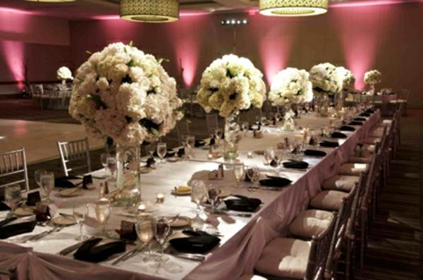 de table de mariage peut vraiment être chic et élégante Détail de ...