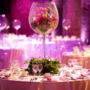 La décoration de table de mariage - des idées fascinantes pour le grand jour